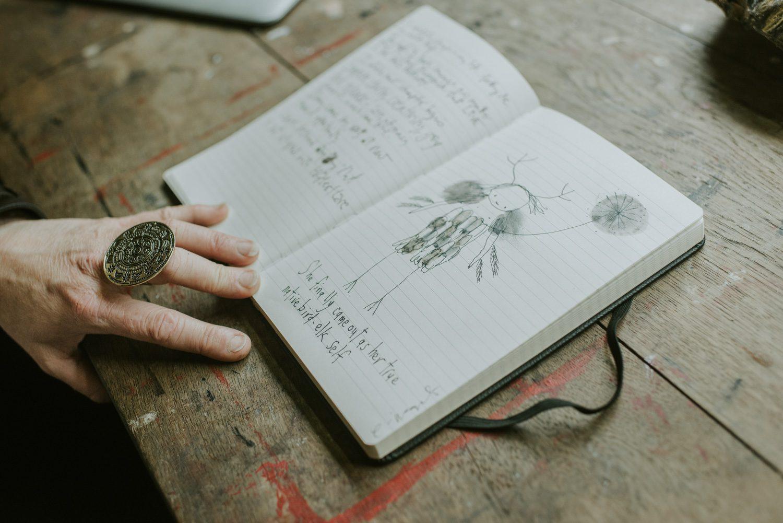 Emma Magenta illustrations
