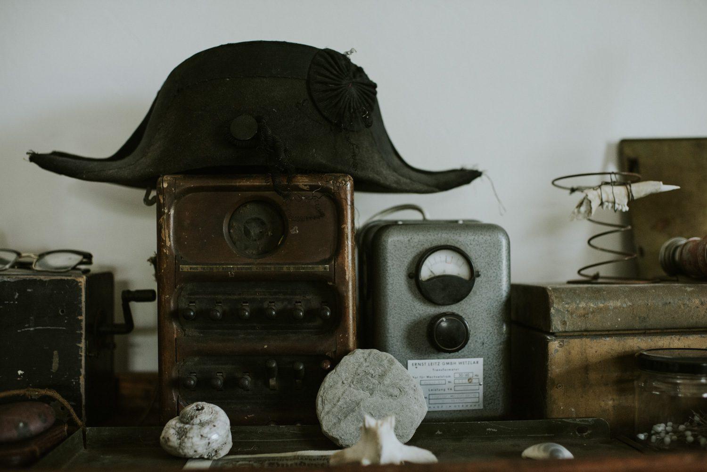 Curios in Racket's Katoomba studio