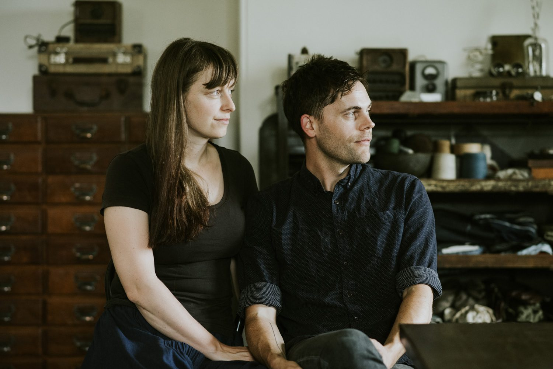 Rachel Peachey and Paul Mosig in Katoomba