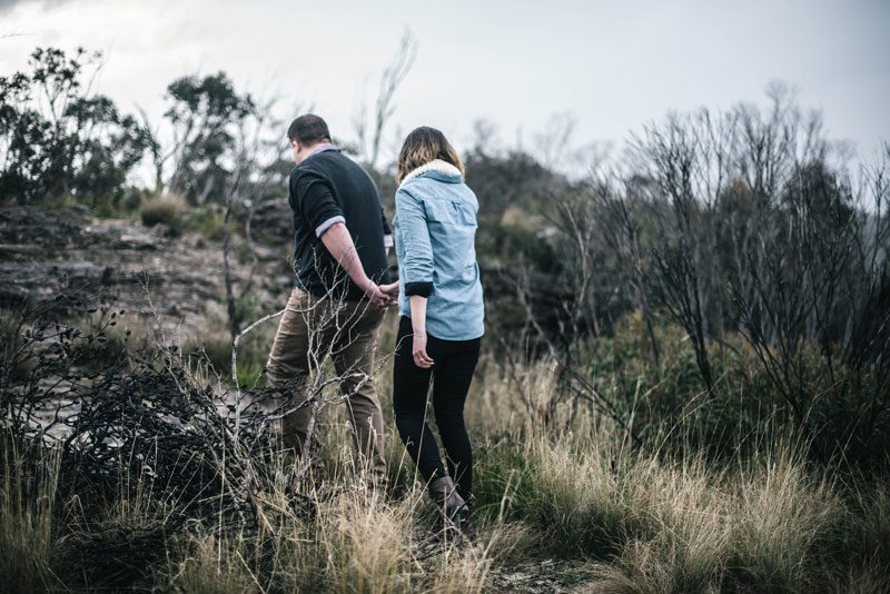 Blue Mountains wedding photographers Willow and Co
