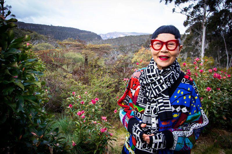 Jenny Kee Fashion Designer Mtns Made