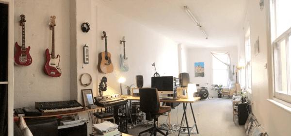 Summer Studios layout Katoomba