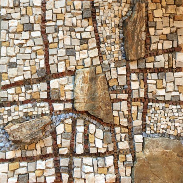 Saskia Kremer visual artist mosaic detail