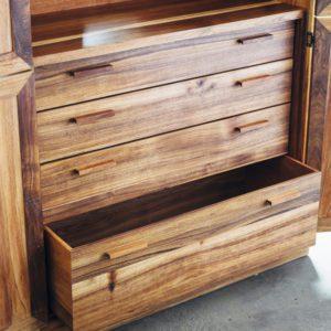 Artisan woodwork dresser
