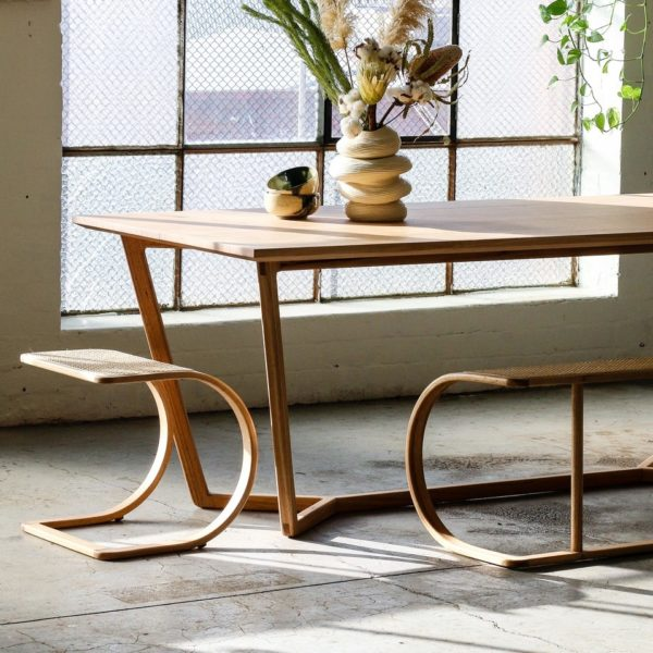 Artisan woodwork table
